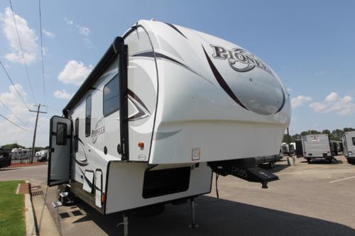 Heartland Pioneer 355 Rvs For Sale Camping World Rv Sales