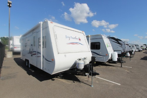 Exterior : 2007-JAYCO-23RB