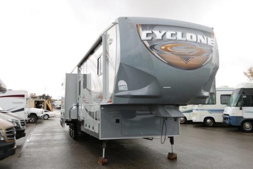 2013 Heartland Cyclone