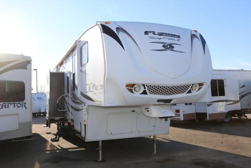 2010 Keystone FUZION TOURING EDITION