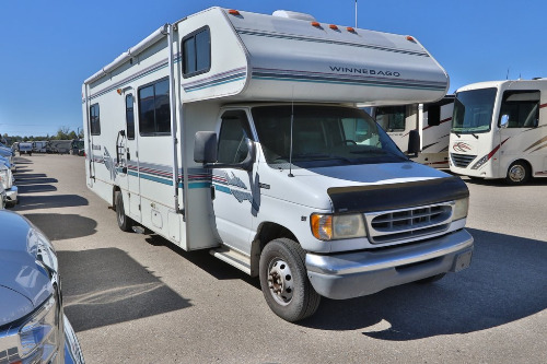 "Exterior : 1996-WINNEBAGO-""321RB-CHEVROLET, FORD"""