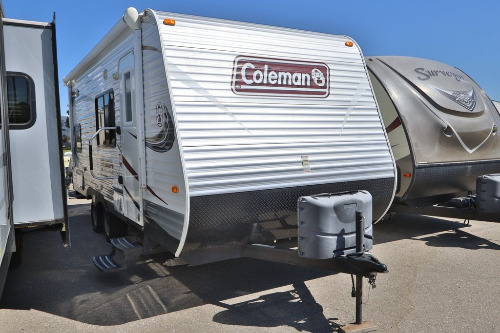 Exterior : 2014-COLEMAN-CTS184BH