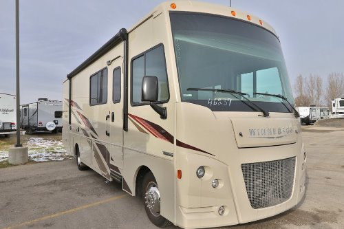 Exterior : 2019-WINNEBAGO-29VE