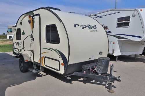 Rpod For Sale >> New Or Used Forest River R Pod 178 Rvs For Sale Camping