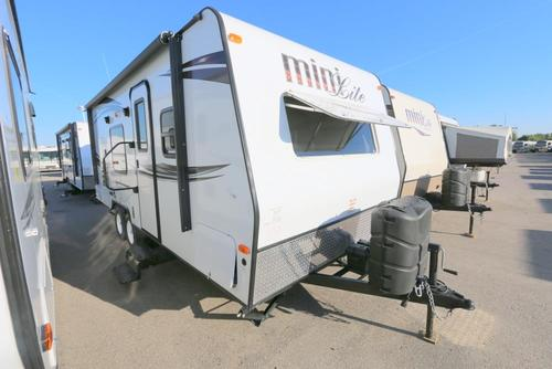 New 2016 Forest River Rockwood Mini Lite 2306 Travel Trailer For Sale