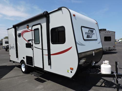 New 2016 Starcraft LAUNCH 18BH Travel Trailer For Sale
