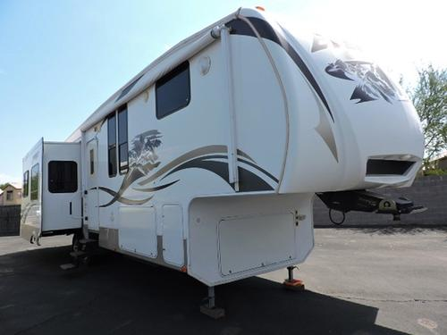 Used 2009 Keystone Everest 345S Fifth Wheel For Sale