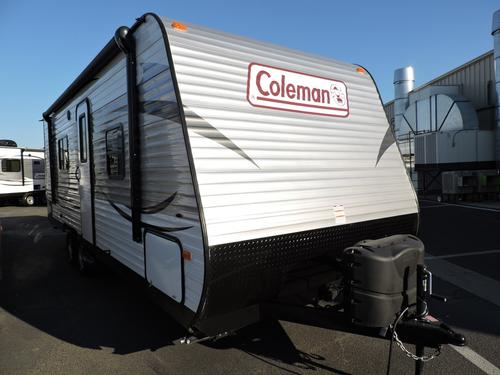 New 2016 Coleman Coleman CTS235QBWE Travel Trailer For Sale