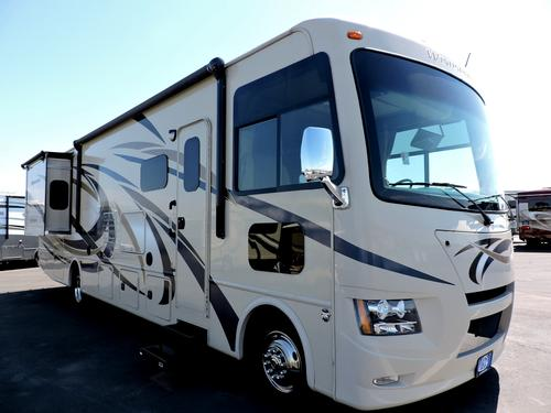 Used 2015 THOR MOTOR COACH Windsport 34E Class A - Gas For Sale