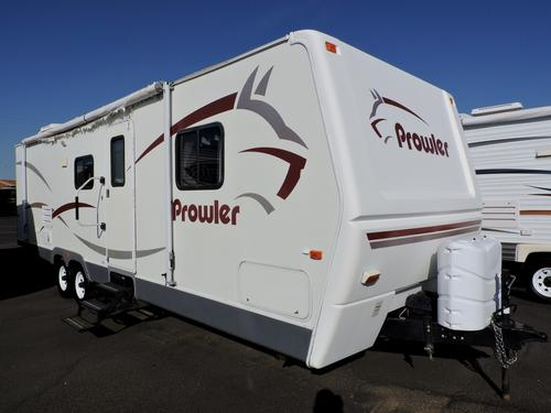 Used 2006 Fleetwood Prowler 300FQS Travel Trailer For Sale