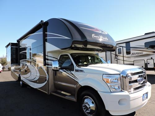 New 2016 THOR MOTOR COACH Four Winds 35SF Class C For Sale