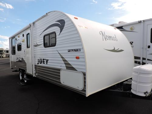 Used 2012 Skyline JOEY SERIES 241 Travel Trailer For Sale