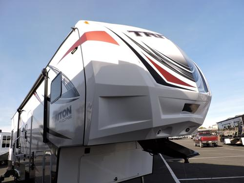 New 2016 Dutchmen TRITON 3451 Fifth Wheel Toyhauler For Sale