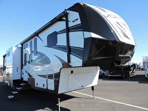 New 2016 Dutchmen VOLTAGE 3914 Fifth Wheel Toyhauler For Sale