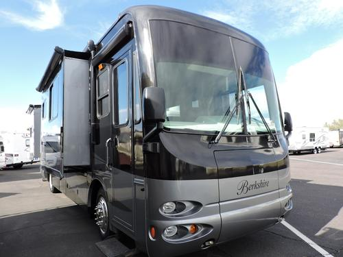 Used 2008 Forest River Berkshire 360QS Class A - Diesel For Sale