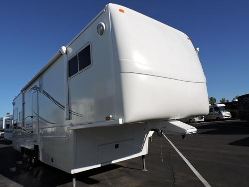 Used 2007 Alfa Alfa Gold 35RL Fifth Wheel For Sale
