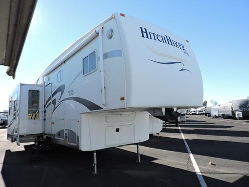Used 2007 NuWa Discover America 327LK Fifth Wheel For Sale