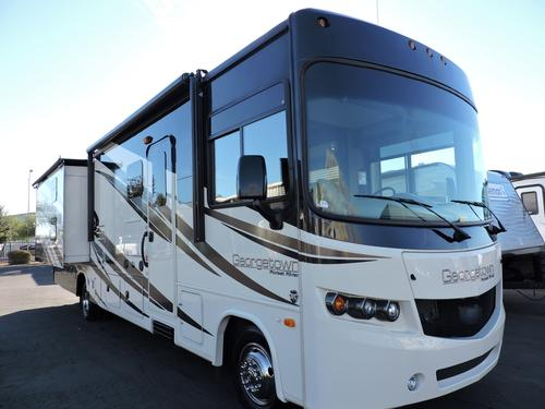 Used 2015 Forest River Georgetown 351DS Class A - Gas For Sale