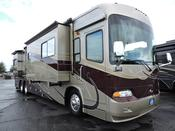 Used 2007 Country Coach Allure HOOD RIVER 400 TRIPLE SLIDE Class A - Diesel For Sale