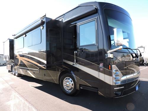 Used 2014 THOR MOTOR COACH Tuscany 45LT Class A - Diesel For Sale
