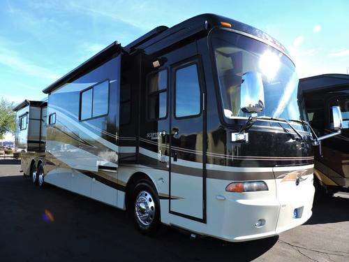 Used 2008 Holiday Rambler Scepter 42PDQ Class A - Diesel For Sale