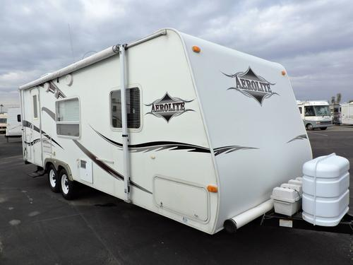 Used 2007 Dutchmen Aerolite 24RBSL Travel Trailer For Sale