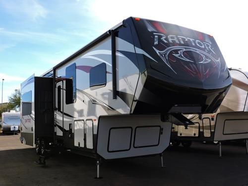 Used 2016 Keystone Raptor 375TS Fifth Wheel Toyhauler For Sale