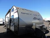 Used 2015 Forest River Grey Wolf 29DSFB Travel Trailer For Sale