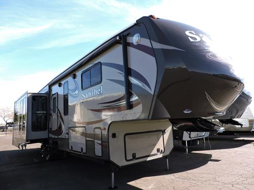 Used 2014 Forest River SANIBEL 3501 Fifth Wheel For Sale