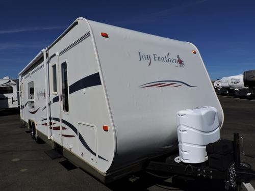 Used 2007 Jayco Jayfeather 29 Travel Trailer For Sale
