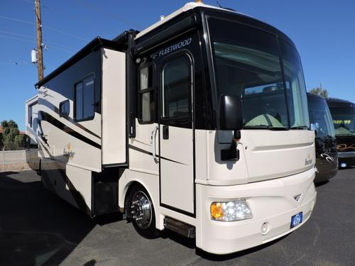 Used 2007 Fleetwood Bounder 38N Class A - Gas For Sale