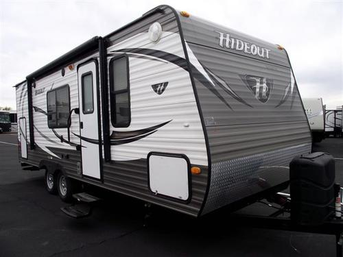 New 2015 Keystone Hideout 24BHWE Travel Trailer For Sale