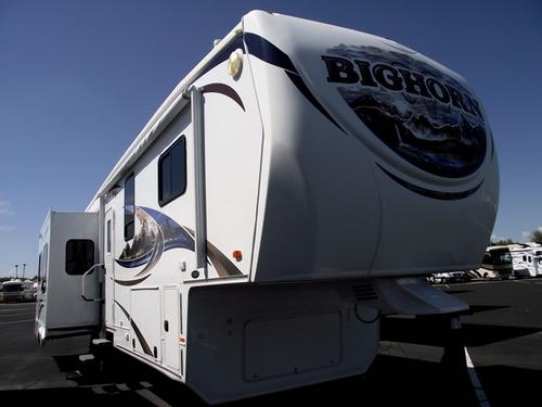 Used 2011 Heartland Bighorn 3410 Fifth Wheel For Sale