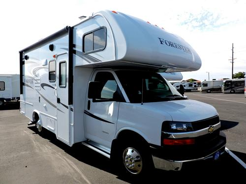 New 2016 Forest River Forester 2251SC Class C For Sale