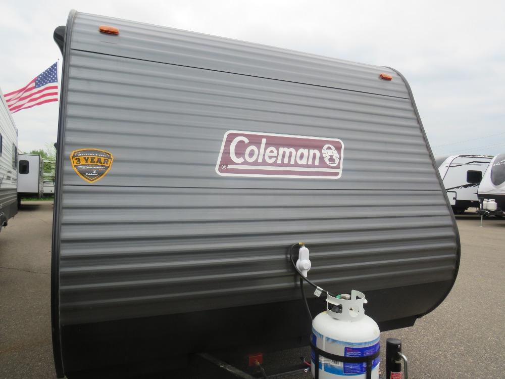2021 Coleman 17b