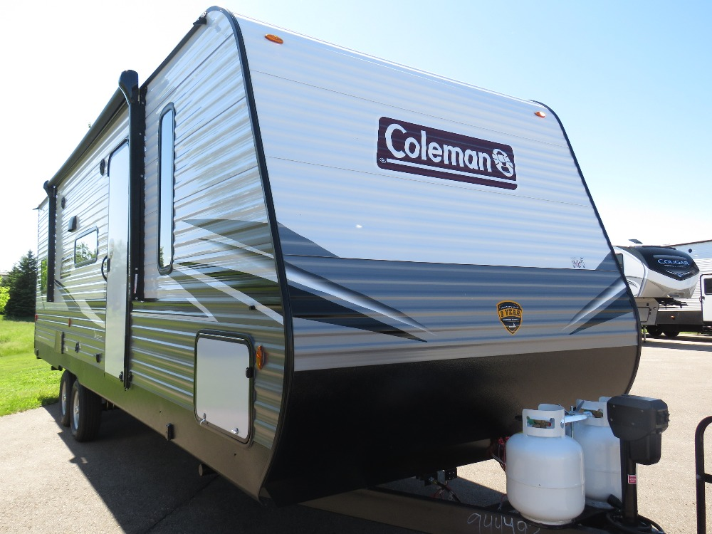 2021 Coleman 262bh