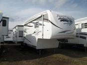 Used 2008 Travel Supreme River Canyon 36RLQSO Fifth Wheel For Sale