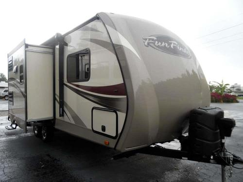 2015 Cruiser RVs Fun Finder