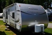 Used 2013 Coachmen Catalina 272BH Travel Trailer For Sale
