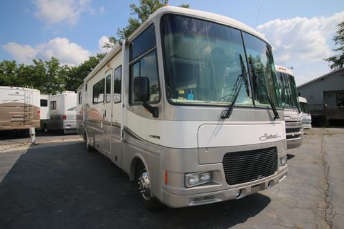 Used 1999 Fleetwood Southwind 36Z Class A - Gas For Sale