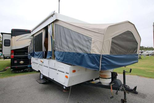 Used 2011 Forest River Flagstaff 206ST Pop Up For Sale