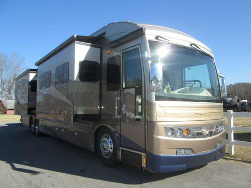 Used 2015 American Coach American Eagle 45T Class A - Diesel For Sale