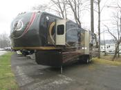 New 2015 Double Tree Tradition 375KPS Fifth Wheel For Sale