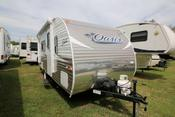Used 2016 Forest River Shasta 18FQ Travel Trailer For Sale