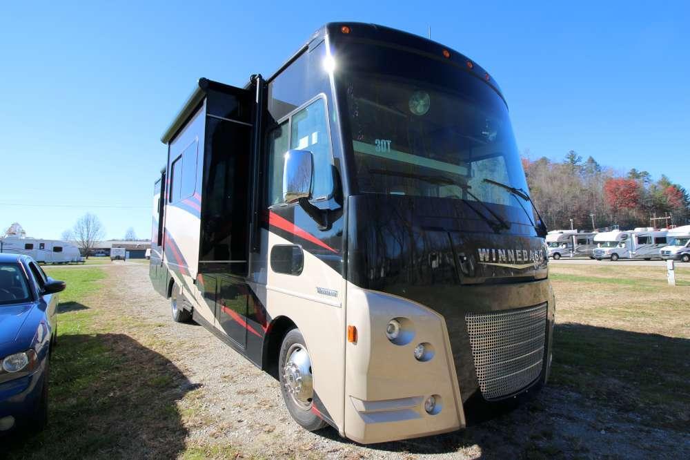 New 2016 Winnebago Vista Lx 30t Class A For Sale 1266451 ...