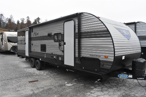 RV : 2019-FOREST RIVER-280RT