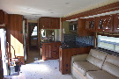 Floor Plan : 2014-FOREST RIVER-378TS XL