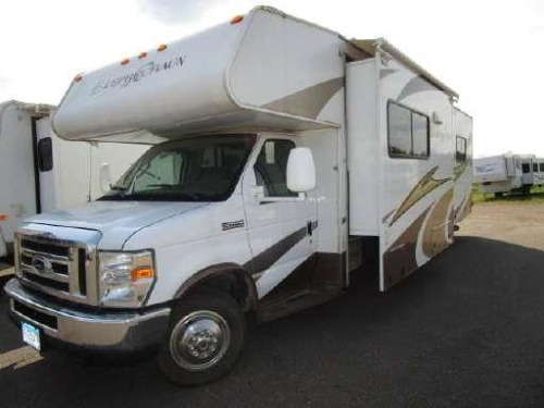 Bathroom : 2008-COACHMEN-319DL