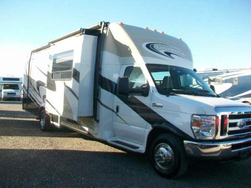 Exterior : 2014-FOREST RIVER-283TS