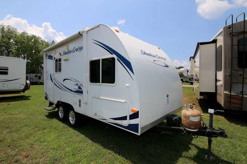 2010 Cruiser RVs Shadow Cruiser